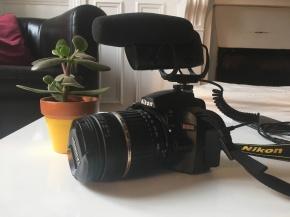 [FR] AVRIL – Micro Canon ShureVP83