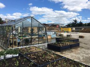 [EN] Discovering the new Urban Agriculture place in Paris